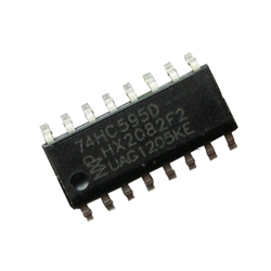 74HC595 8-Bit Serial-To-Parallel Shift Register Tri-State SOP-16