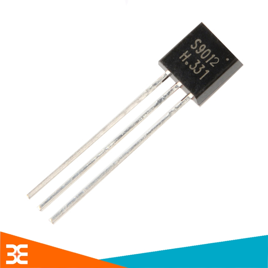 S9012 TO-92 TRANS PNP 0,5A 40V