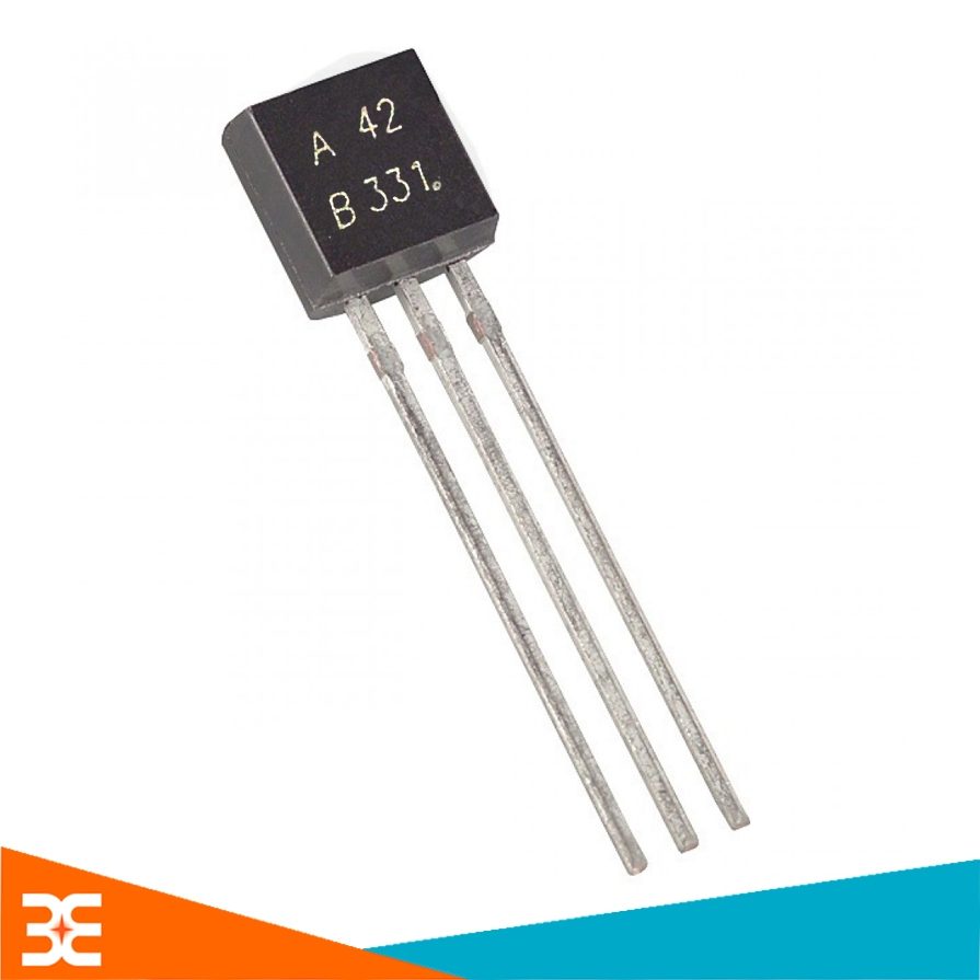 A42 TO-92 TRANS PNP 0.5A/300V