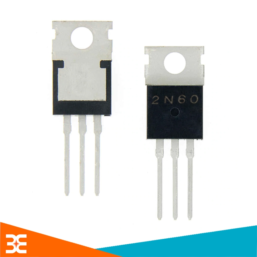 MOSFET 2N60 TO-220 2A 600V N-1CH