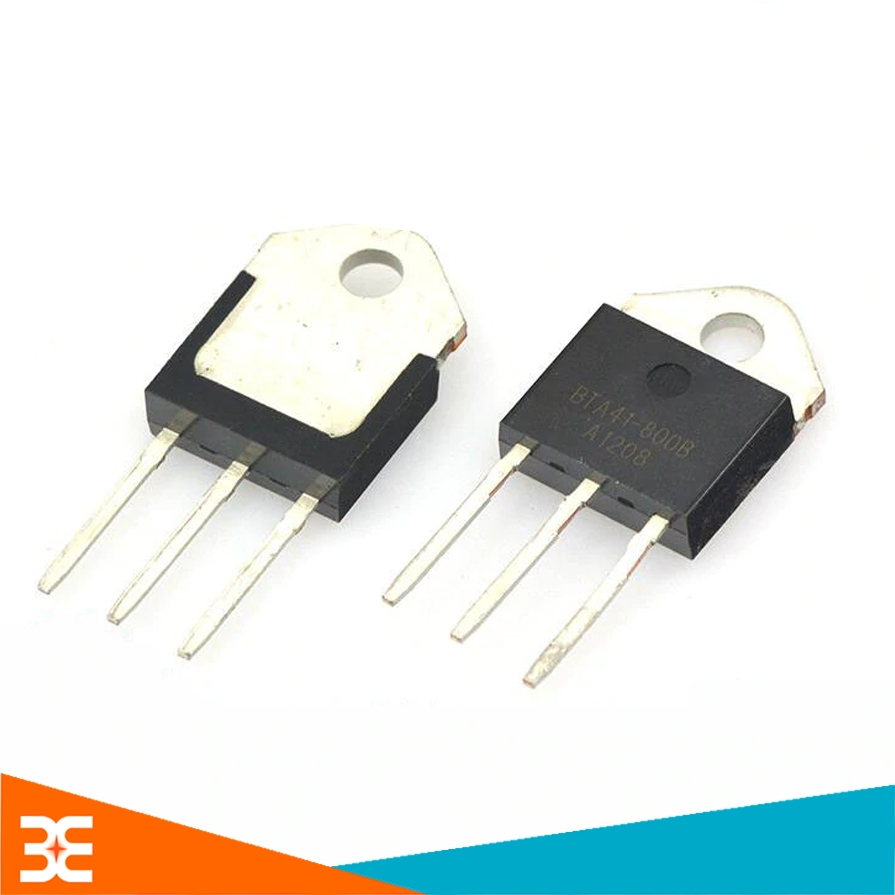 BTA41 600B TRIAC 41A/600V TO-3P