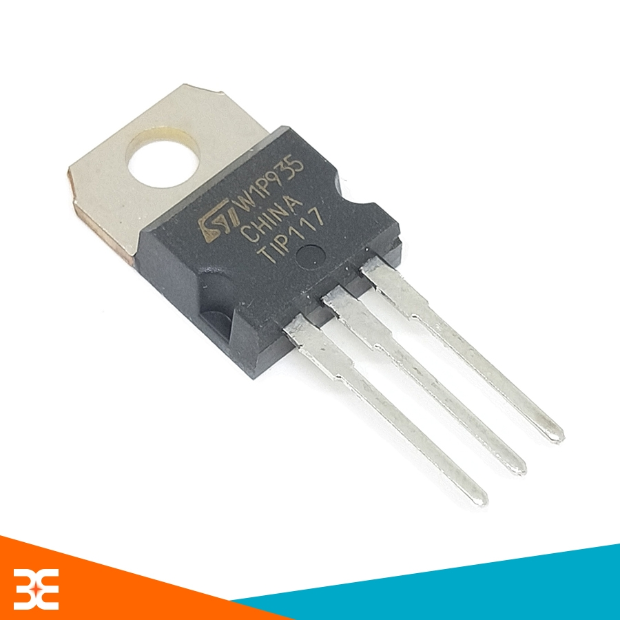 TIP117 TO220 100V/2A/50WPNP Darlington Transistor