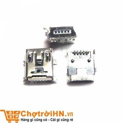 Cổng USB MINI 5P SMD