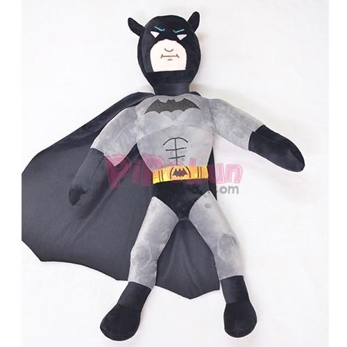 Gấu bông Siêu anh hùng - Batman (Người dơi) Pipobun size 65cm - P180465017003105