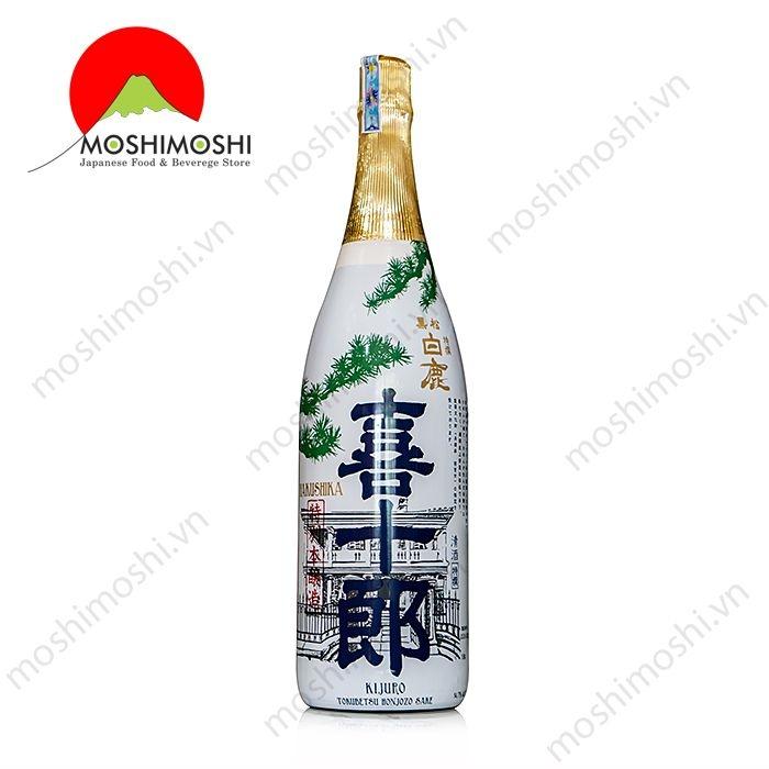 Rượu Sake Kijuro 1800ml