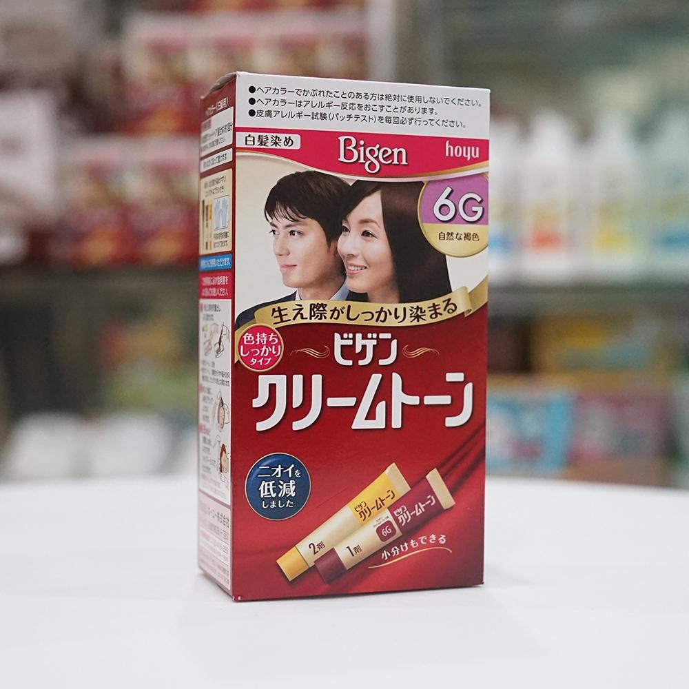 Thuốc nhuộm tóc Bigen 6G | Shop Hoàng Anh.