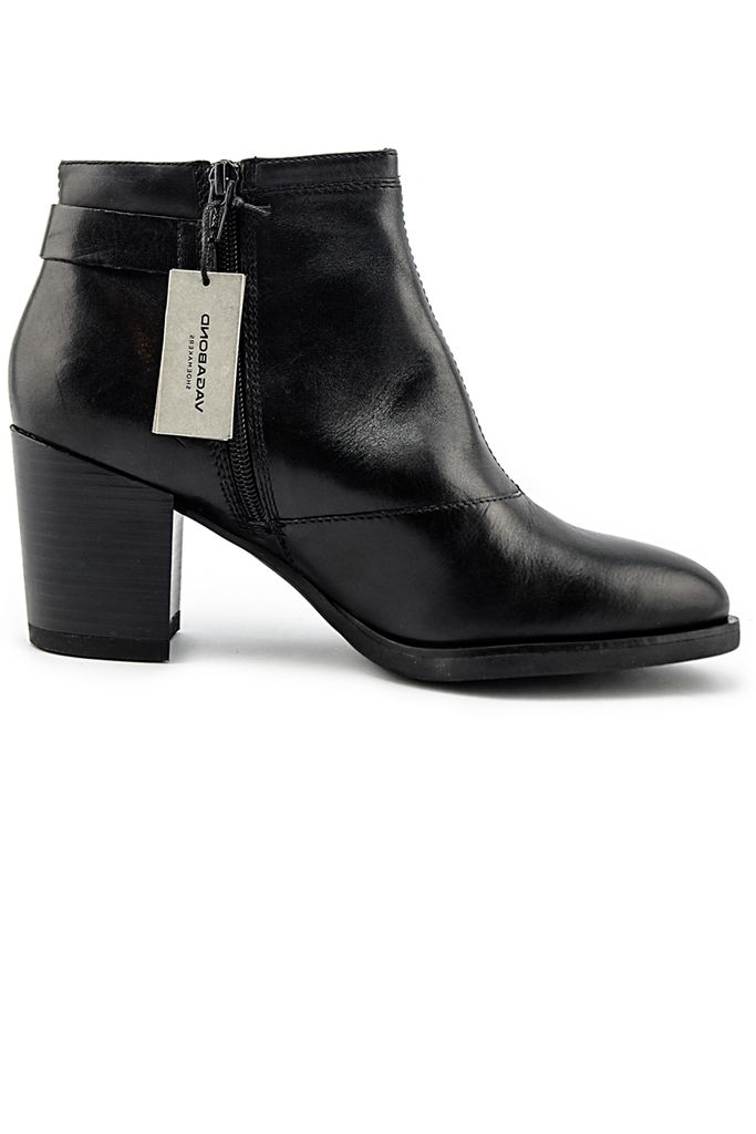 VAGABOND Sample Boots/ Black