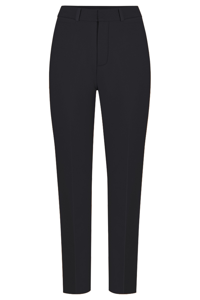 Quần Collette High-waisted Suit Pants/ Black 2046