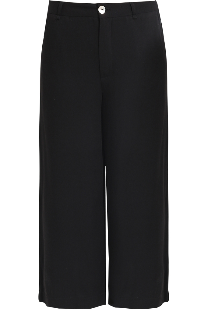 Tide pants/ Thick Black