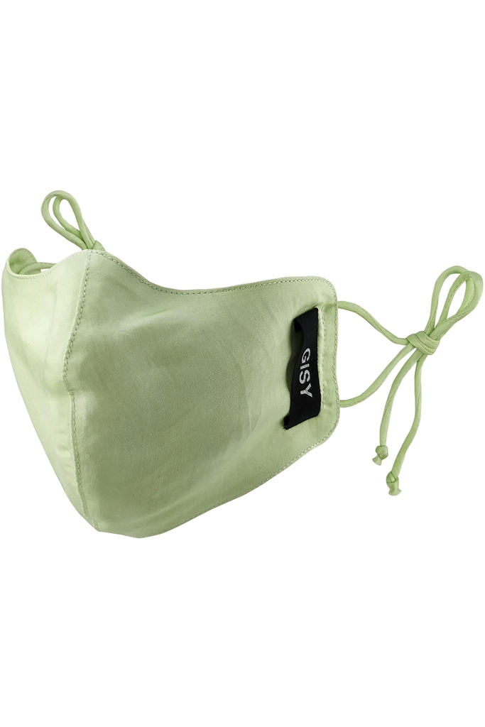 Khẩu trang Silk Face Sleep Mask/ Mint N048