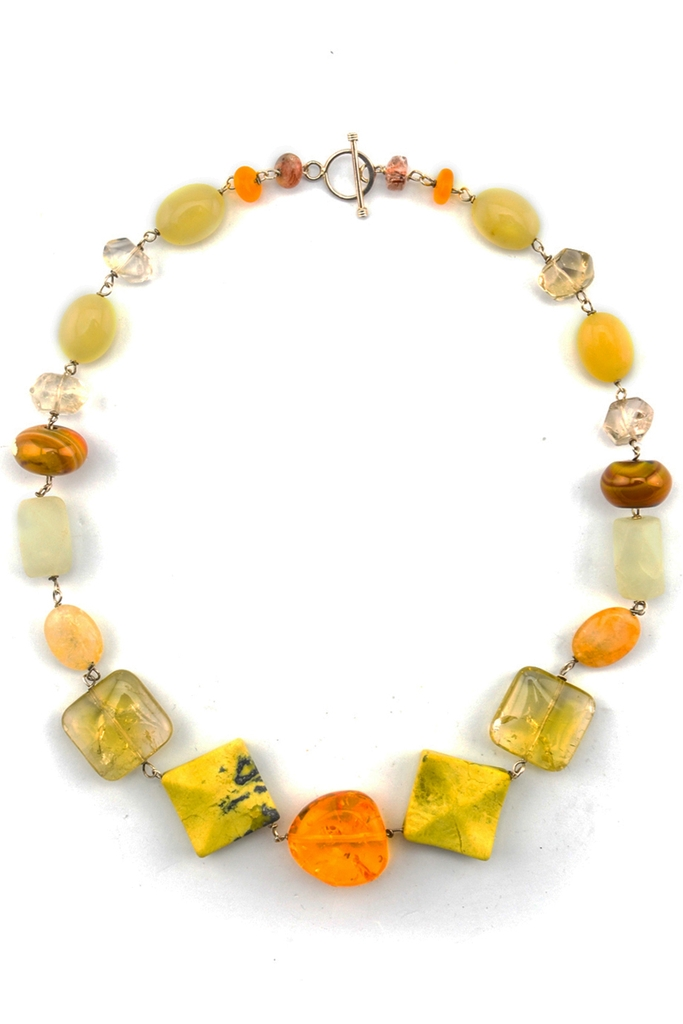 Vòng cổ Autumn Beach One-Off Necklace