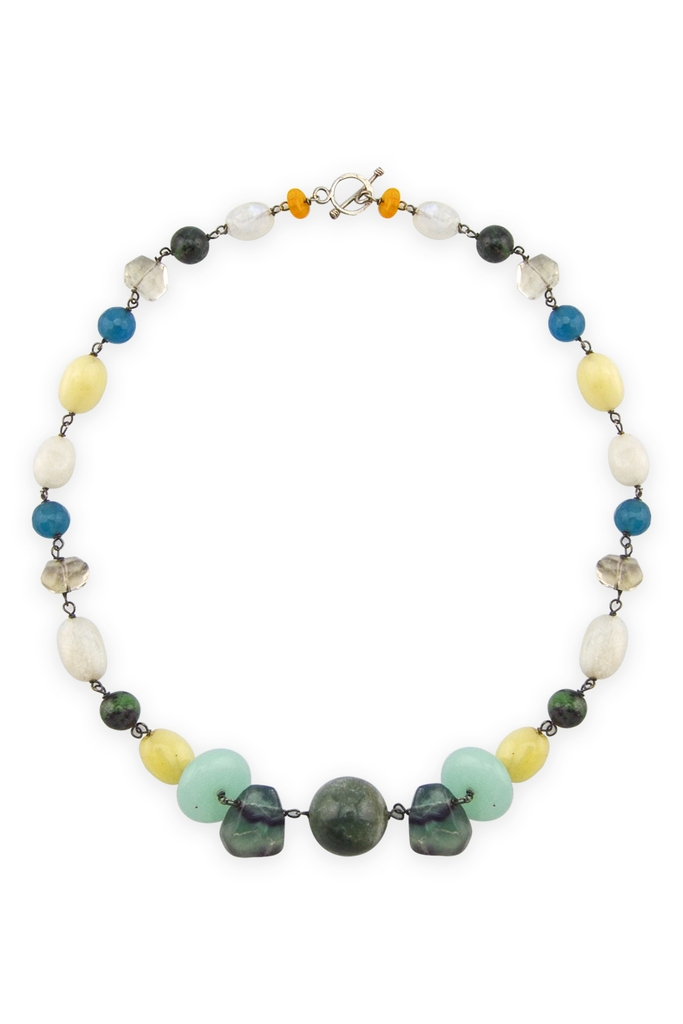 Vòng cổ Blue Together One-Off Necklace