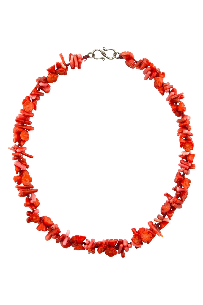 Vòng cổ Cherry Coral Necklace