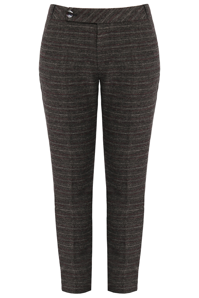 Stephanie Suit Pants/ Grey