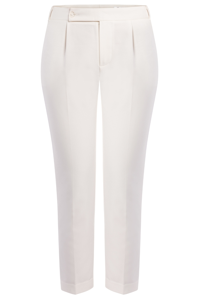 Jayden Pants/ White