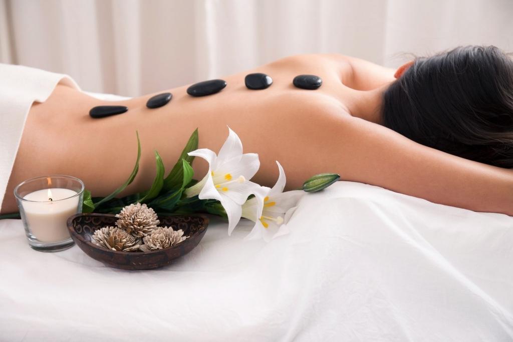 Hướng dẫn Masage - Massage đá nóng