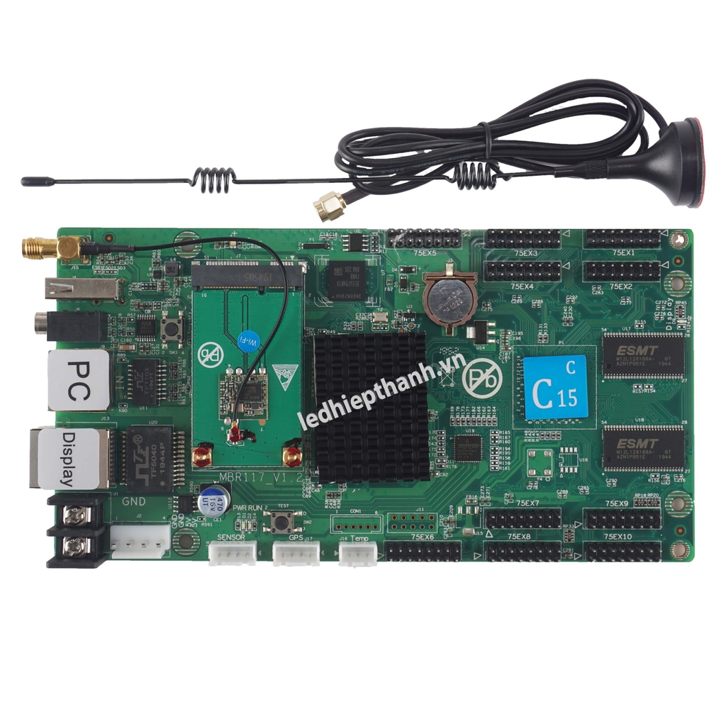 Card HD - C15C Wifi