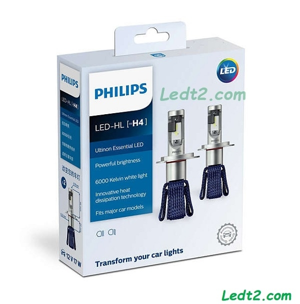 Đèn pha LED Philips Ultinon Essential
