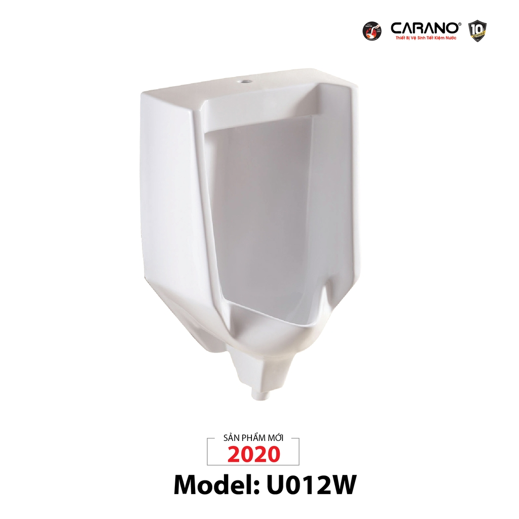 BỒN TIỂU NAM MODEL U012W (TOILET MODEL: U012W)