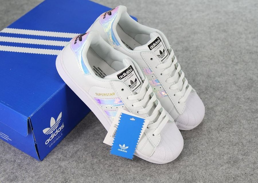 Giày thể thao Sneakers nam nữ Super Star II