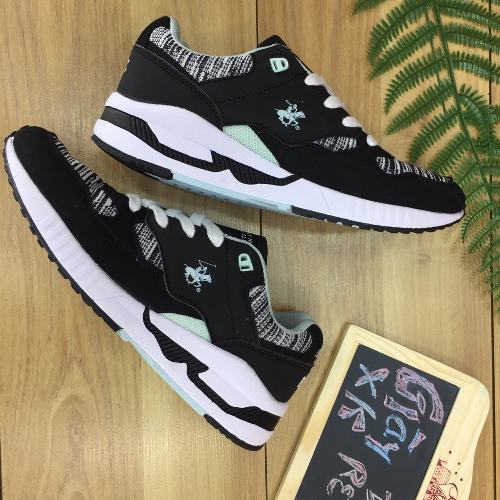 Giày thể thao Sneakers US POLO nữ xuất Mỹ