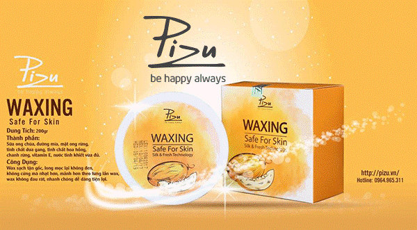Waxing dưa gang 200ml