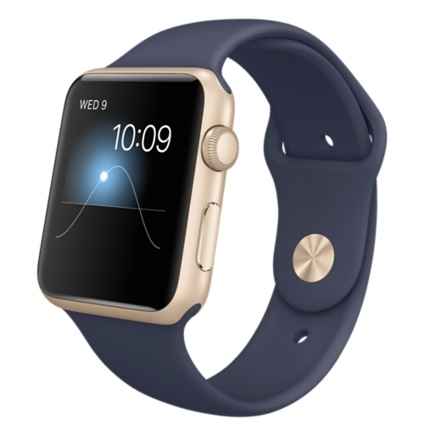 Apple Watch Sport Space Gray Series 3 38mm
