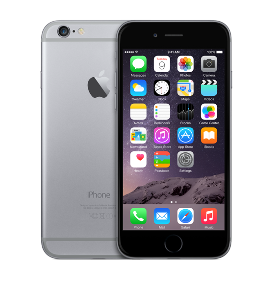 iPhone 6 64GB Grey (Cũ)