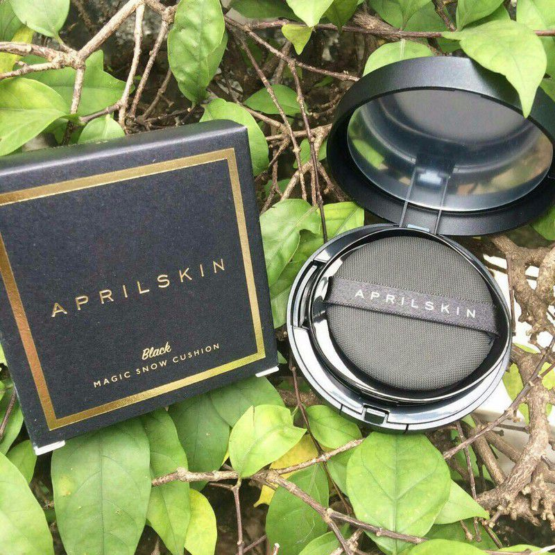 PHẤN NƯỚC APRIL SKIN BLACK - APRIL SKIN BLACK