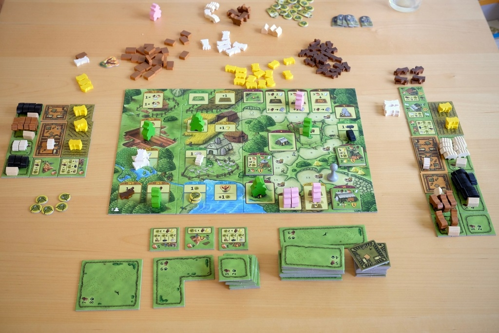 Agricola: Family Edition