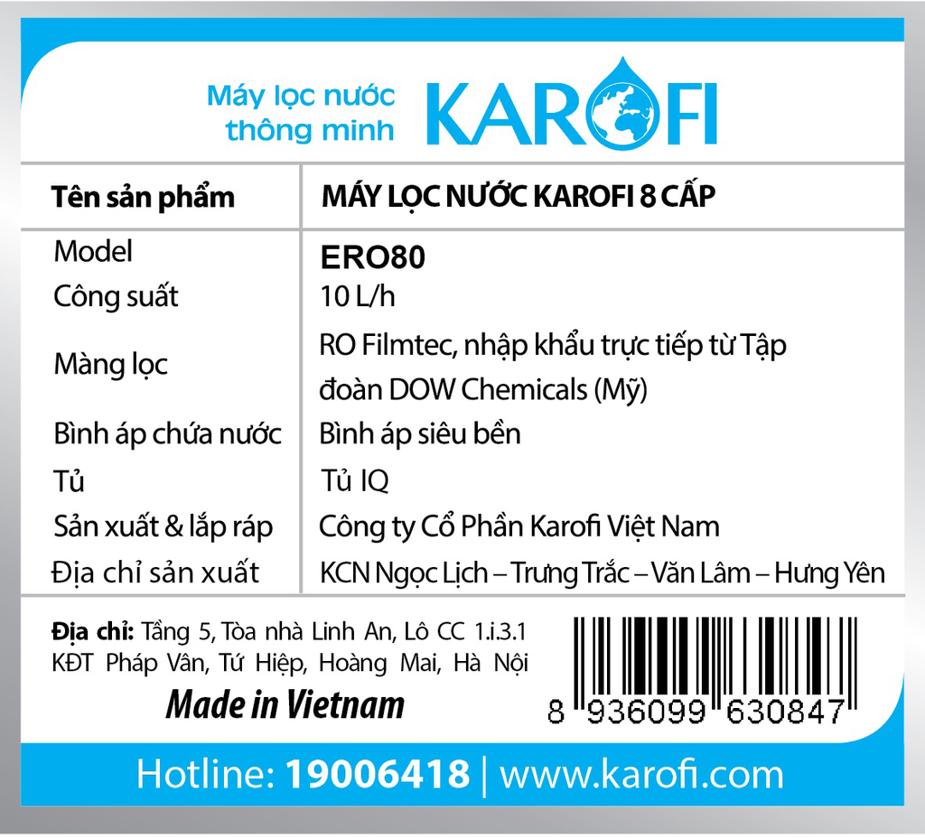 may-loc-nuoc-karofi-8-cap