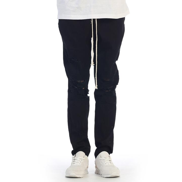 EPTM| Thrasher Pants / Black
