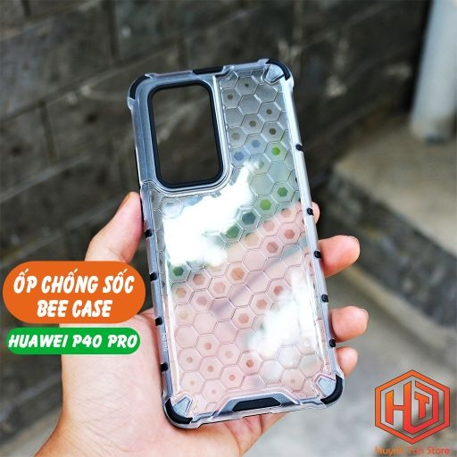 Ốp Lưng Huawei P40 Pro chống sốc Bee Case