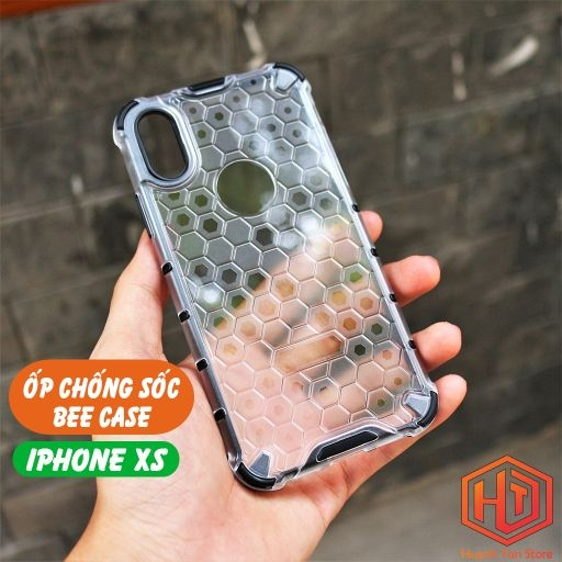 Ốp Lưng Bee Case iPhone X, Xs  chống sốc