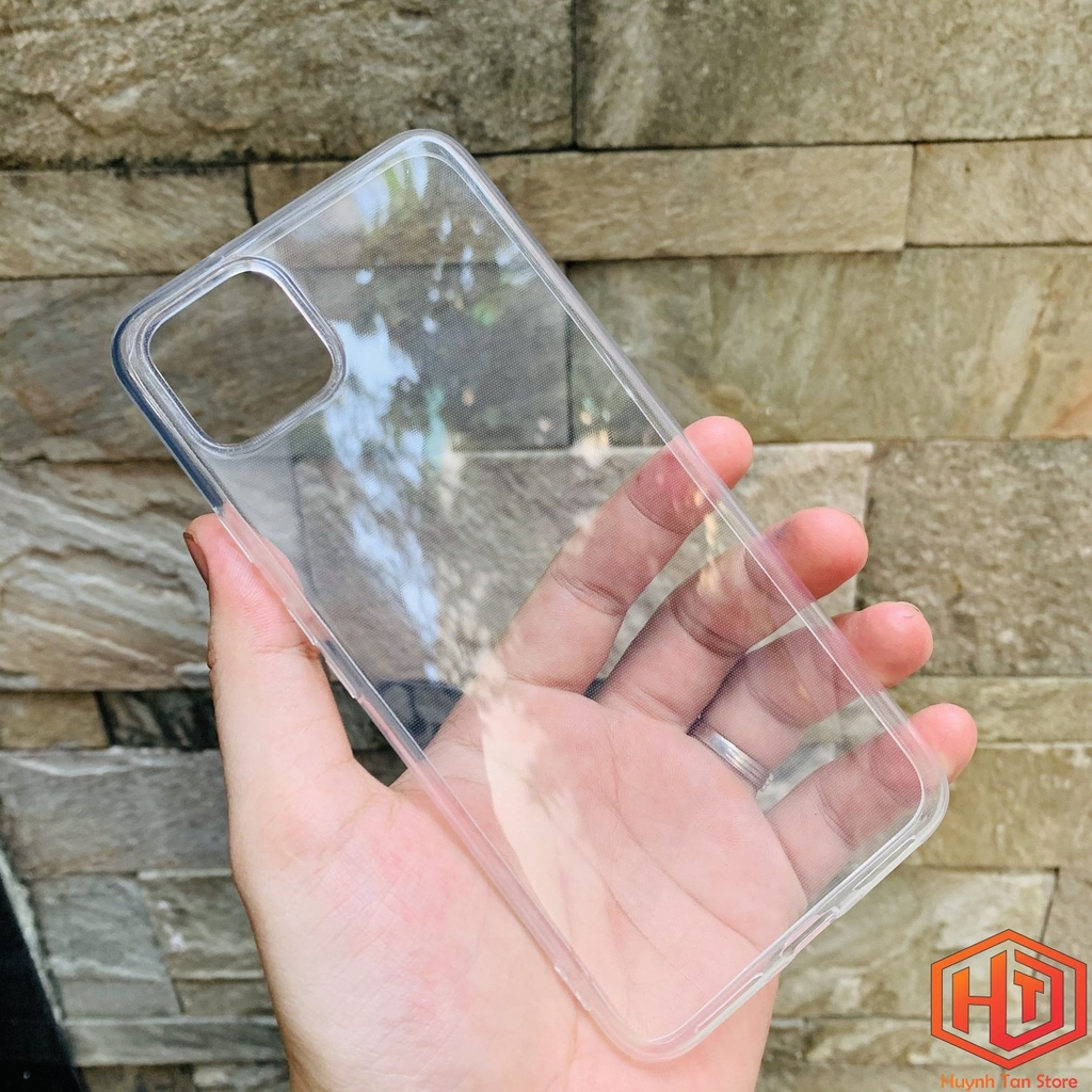 Ốp lưng GOOGLE Pixel 4 XL Silicon trong suốt