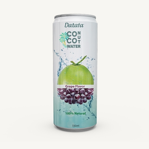 NFC Grape Infused Young Coconut Water Drinks