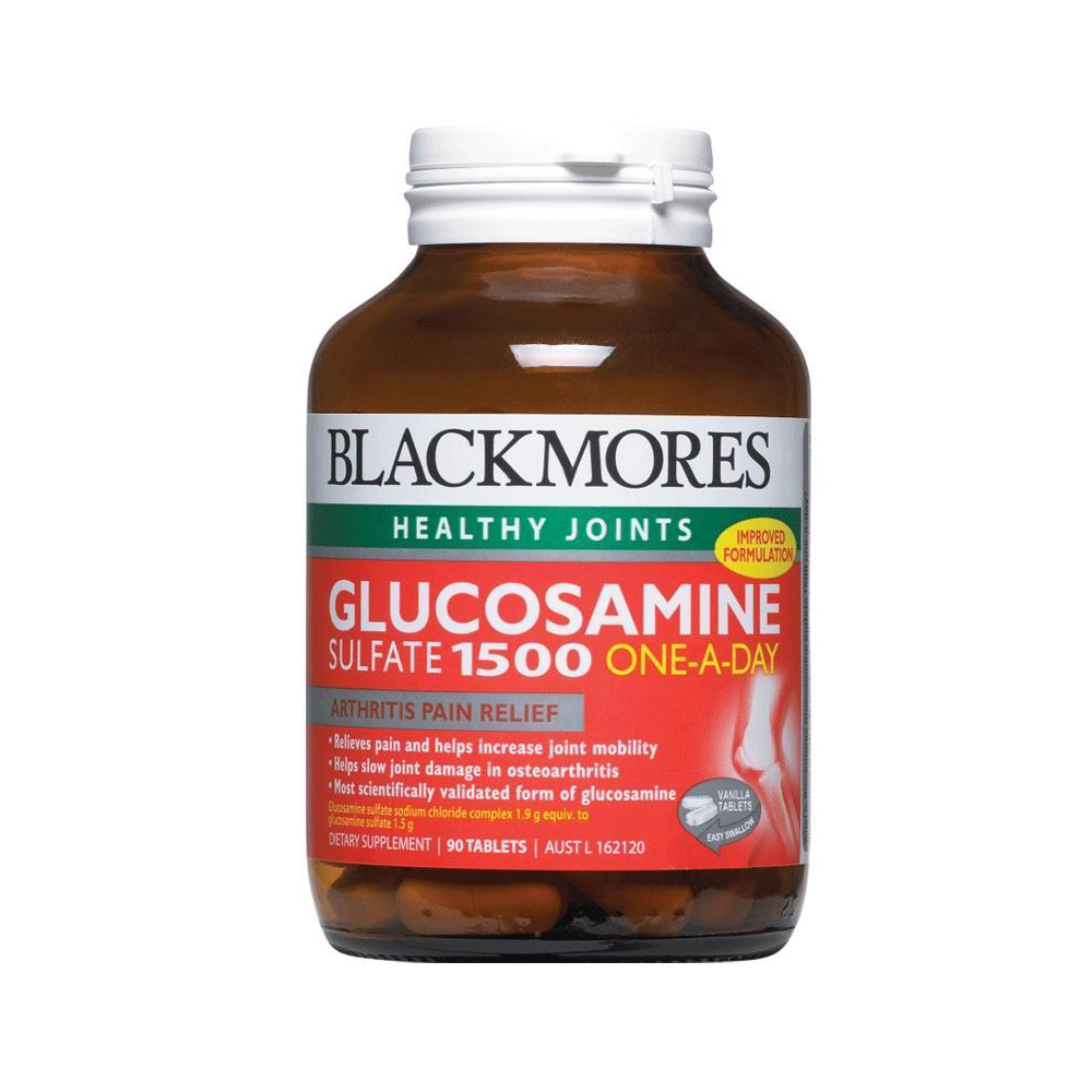 Viên uống bổ khớp Blackmores Glucosamine Sulfate 1500 One-A-Day