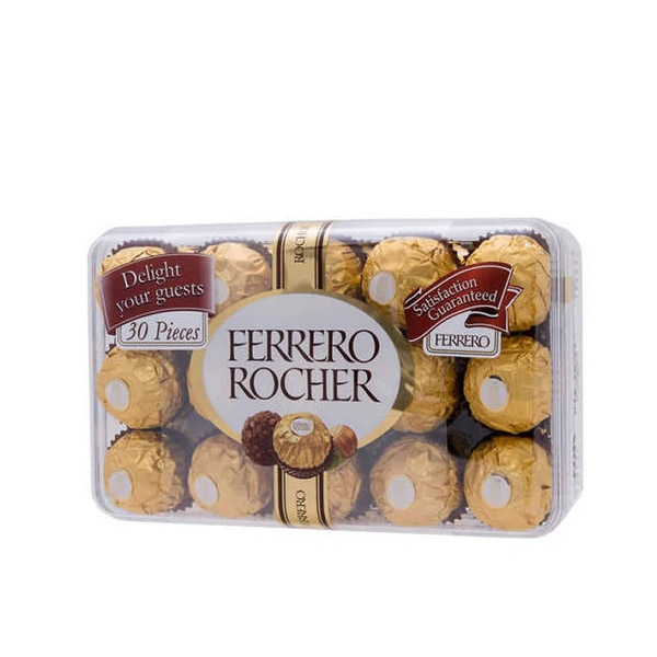 Chocolate Ferrero Rocher 30pcs