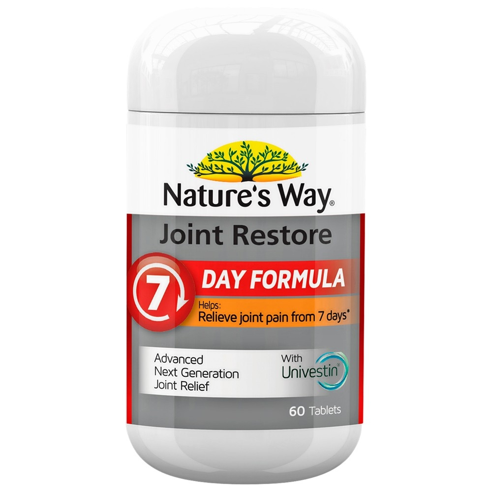 Nature's Way Joint Restore 7 Day Formula - 60 viên