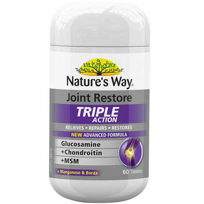 Nature's Way Joint Restore Triple Action - 60 viên