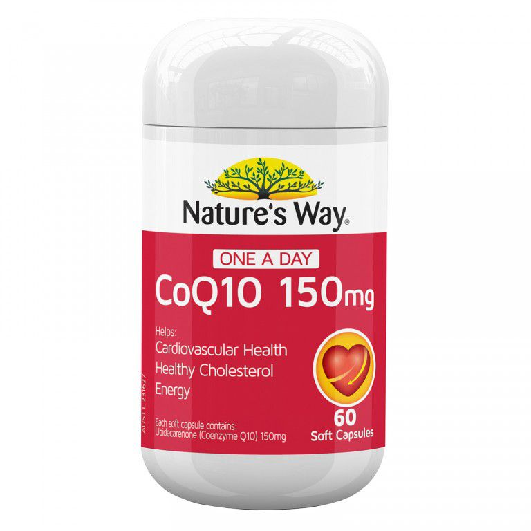 Nature's Way One A Day CoQ10 150mg - 60 viên