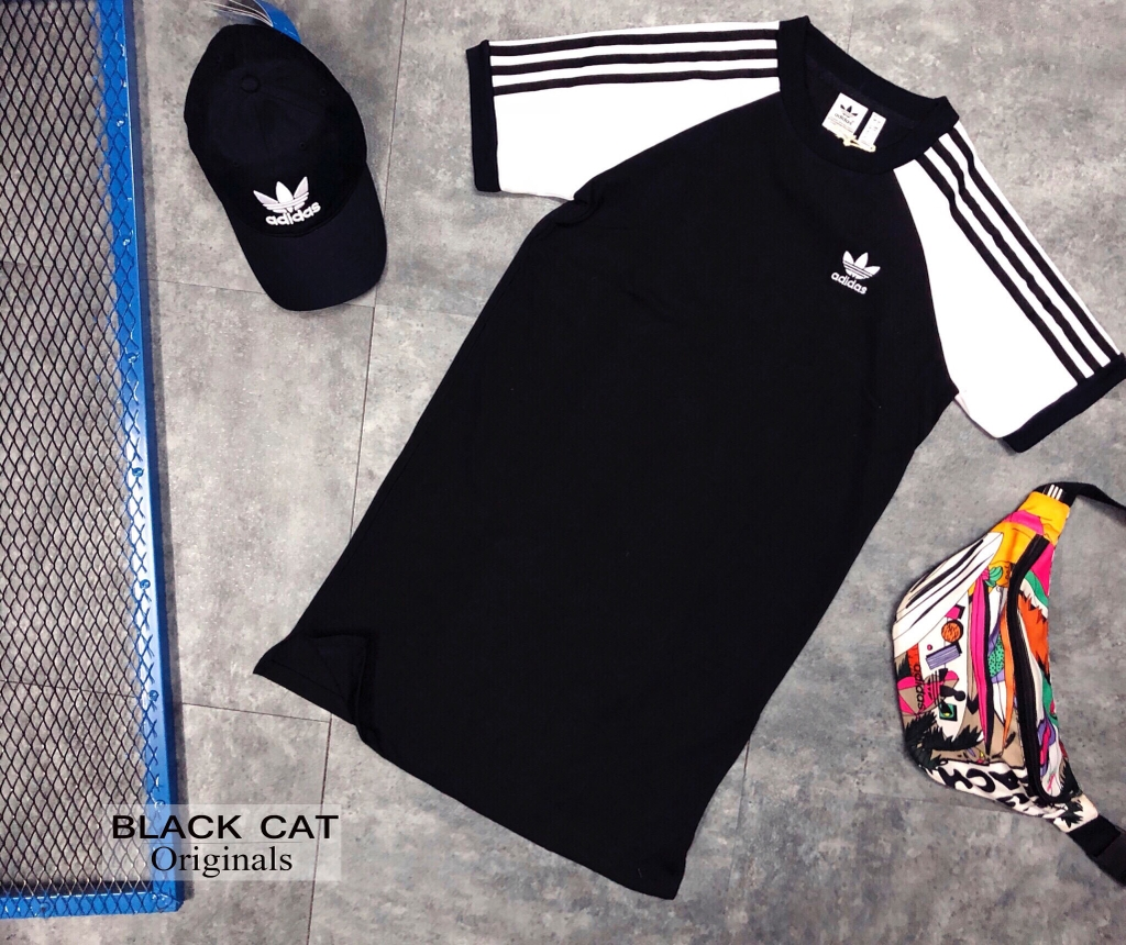 Adidass 3 Stripes Raglan Dress