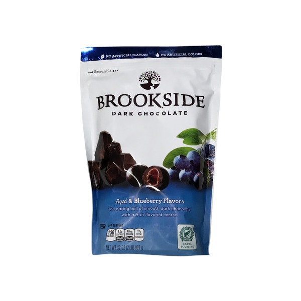 BROOKSIDE Dark Chocolate Acai & Blueberry