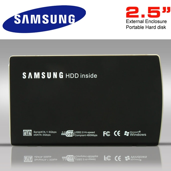 HDD Box 2.5 Sata Samsung