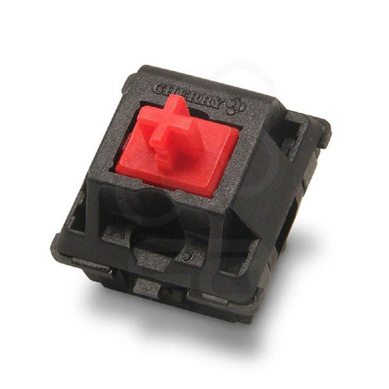 Switch Cherry MX Red đèn đơn sắc