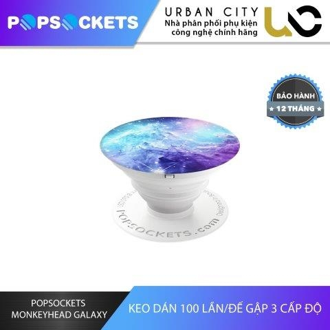 PopSockets Monkeyhead Galaxy