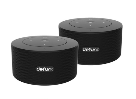 Loa Bluetooth Defunc Speaker DUO D2081