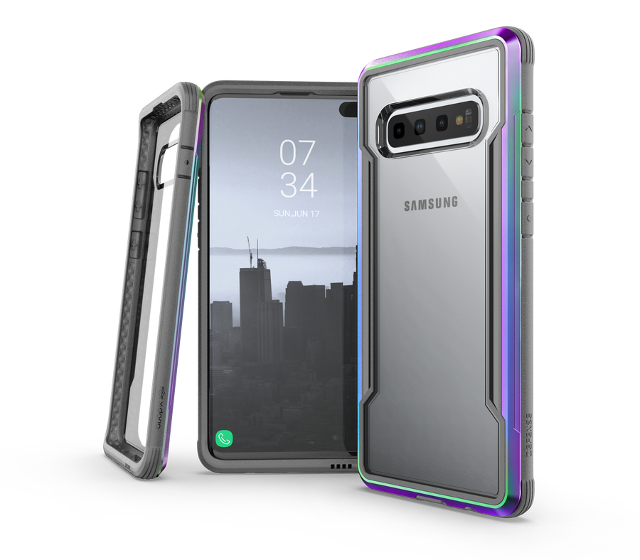 Ốp Lưng X-Doria Defense Shield Cho Samsung Galaxy S10+ 479691