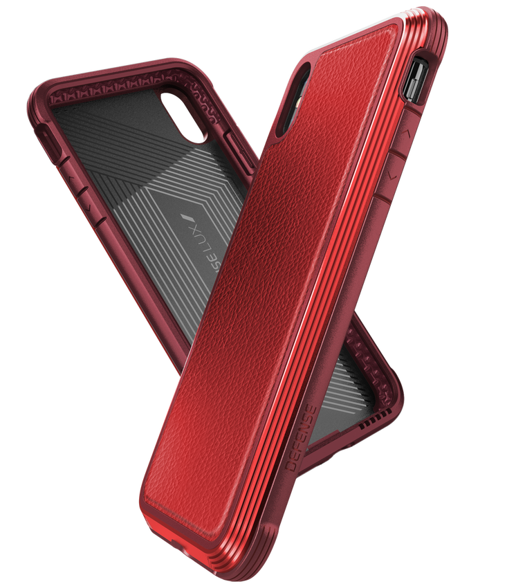 Ốp Lưng X-Doria Defense Lux Cho iPhone XS Max 473217