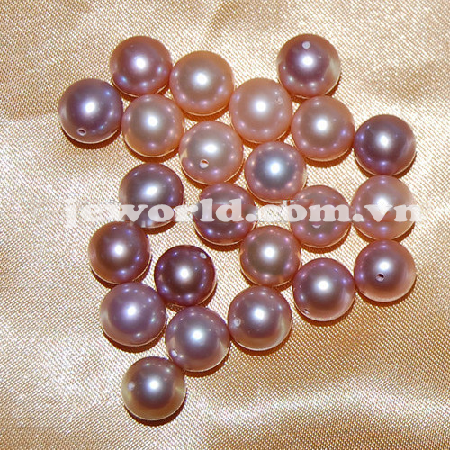 7-8mm purple pearl